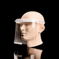 طرح سه بعدی محافظ صورت
