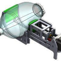 طرح سه بعدی ونتیلاتور